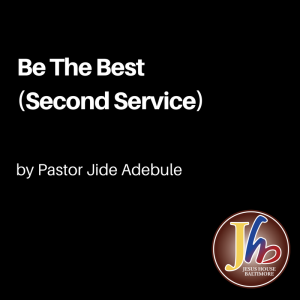 Be The Best Second Service (2)