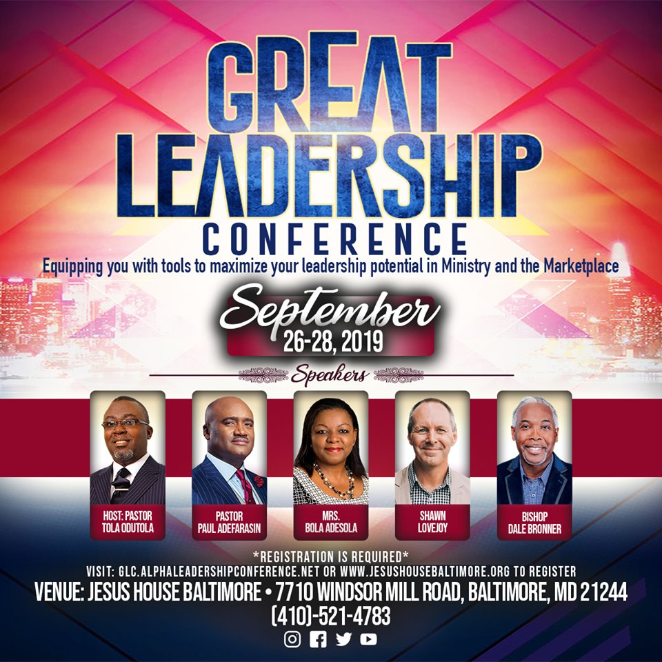 Great Leadership Conference